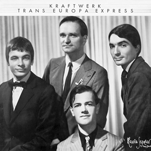 Trans-Europe Express (album) - Image: Trans Europe Express German