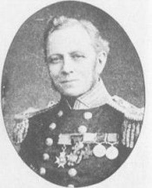 John Bythesea - Image: VC John Bythesea