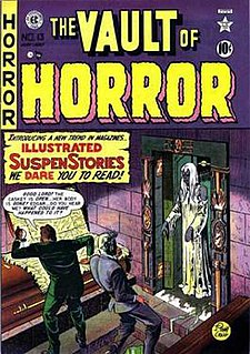 <i>The Vault of Horror</i> (comics) American comic series