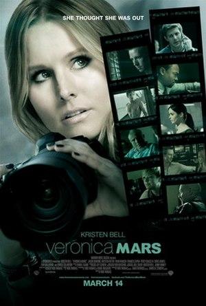 Veronica Mars (film) - Image: Veronica Mars Film Poster
