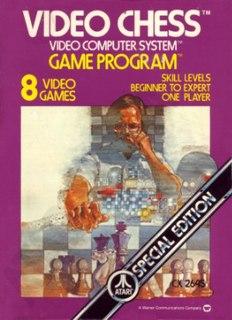 <i>Video Chess</i> Video game