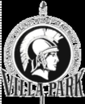 Villa Park High School - Image: Villa Park HS logo