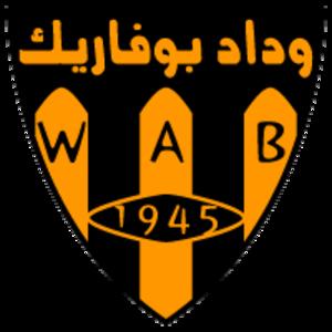WA Boufarik - Image: WA Boufarik logo