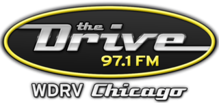 Classic rock radio station in Chicago