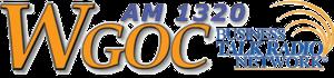 WGOC - Image: WGOC logo