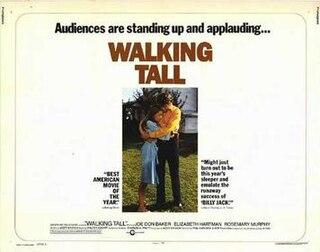 <i>Walking Tall</i> (1973 film) 1973 film by Phil Karlson
