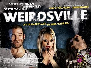 Weirdsville - Theatrical release poster