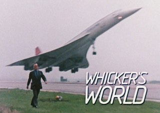 <i>Whickers World</i> television series