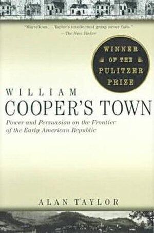 William Cooper's Town - Image: William Cooper's Town book cover