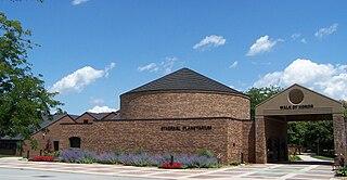 Staerkel Planetarium Planetarium at Parkland College in Champaign, Illinois
