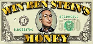 Win Ben Stein's Money - Image: Win Ben Steins Money