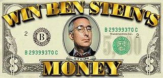<i>Win Ben Steins Money</i> American television game show