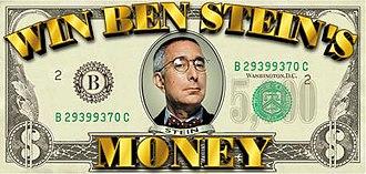 Win Ben Stein's Money - Image: Win Ben Steins Money