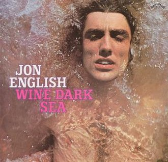 Wine Dark Sea (Jon English album) - Image: Wine Dark Sea by Jon English