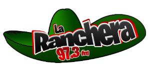 XHSOS-FM - Image: XHSOS laranchera 973 logo