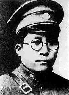 Yang Hucheng Chinese warlord