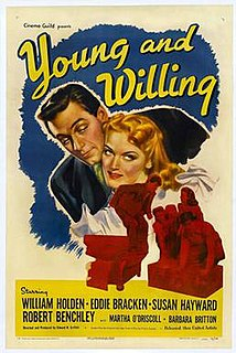 <i>Young and Willing</i> 1943 film by Virginia Van Upp, Edward H. Griffith