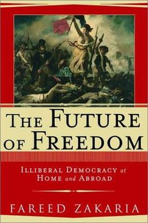 The Future of Freedom - The Future of Freedom Book Cover