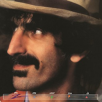 You Are What You Is - Image: Zappa You Are What You Is