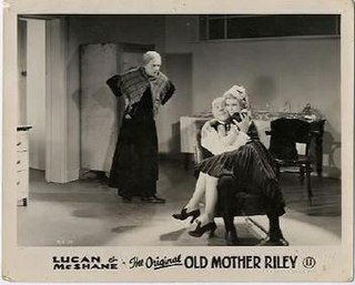 <i>Old Mother Riley</i> (film) 1937 film by Oswald Mitchell