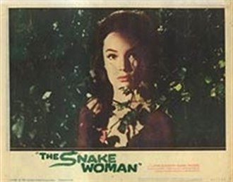 The Snake Woman - Original lobby card