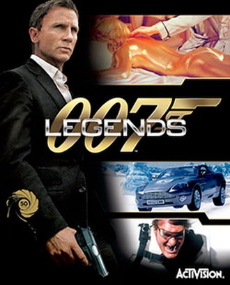 007 Legends - Image: 007Legends