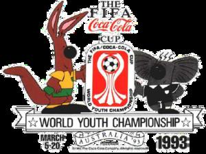 1993 FIFA World Youth Championship - Image: 1993 FIFA World Youth Championship