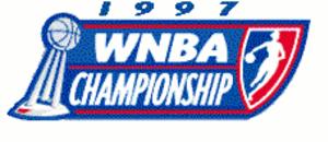 1997 WNBA Championship - Image: 1997 WNBA Finals logo