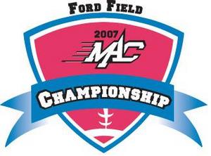 2007 MAC Championship Game - 2007 MAC Championship logo.