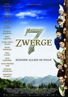<i>7 Dwarves – Men Alone in the Wood</i> 2004 film by Sven Unterwaldt