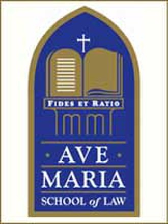 Ave Maria School of Law - Image: AMSOL Logo