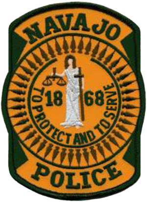 Navajo Nation Police - Image: AZ Navajo Police