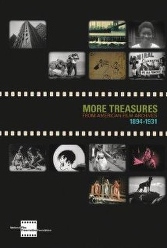 Treasures from American Film Archives - Cover design from the More Treasures DVD boxed set.