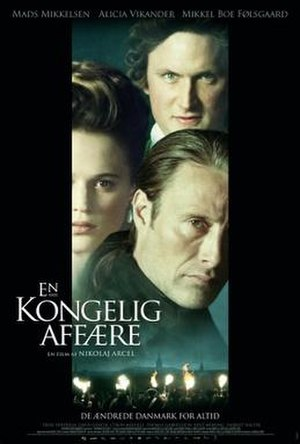 A Royal Affair - Film poster