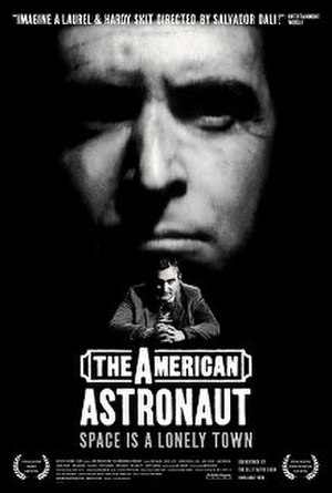 The American Astronaut - Theatrical release poster