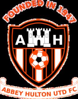 Abbey Hulton United F.C. Association football club in England