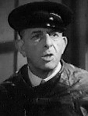 Herbert Lomas (actor) - in The Ghost Train (1941)
