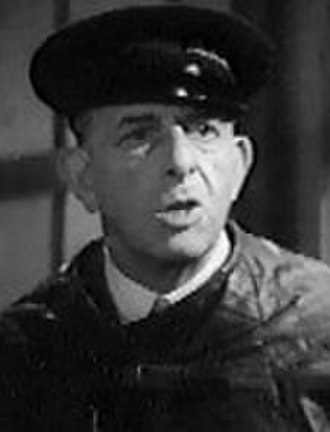 Herbert Lomas (actor) - in The Ghost Train (1941)
