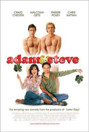 Adam & Steve - Movie poster
