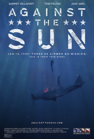 Against the Sun - Theatrical release poster