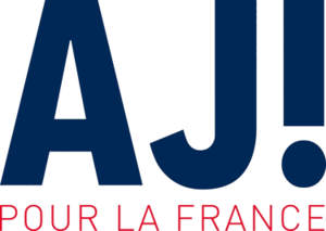 Alain Juppé - Alain Juppé logo in 2016 presidential primary