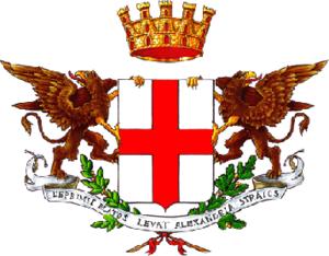 Alessandria - Image: Alessandria Stemma