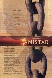 <i>Amistad</i> (film) 1997 historical drama film directed by Steven Spielberg