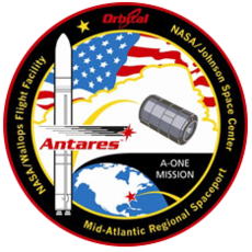 Antares A-ONE mission emblem.png