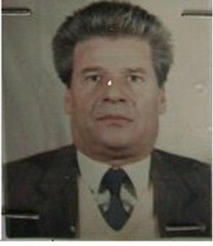 Antonio Pelle - Mugshot of 'Ndrangheta boss Antonio Pelle