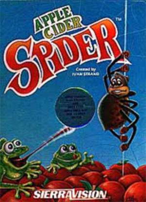 Apple Cider Spider - Cover art