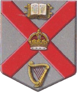 Queen's University of Ireland - Image: Arms of the Queen's University of Ireland
