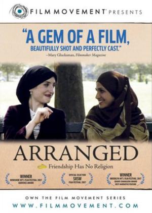 Arranged (film) - DVD cover