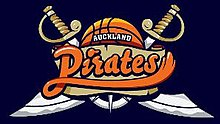 Auckland Pirates logo