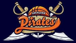 Auckland Pirates - Image: Auckland Pirates Logo